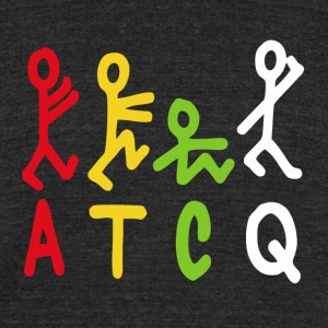 atcq - Unisex Tri-Blend T-Shirt by American Apparel