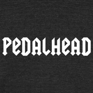 PEDALHEAD - Unisex Tri-Blend T-Shirt by American Apparel