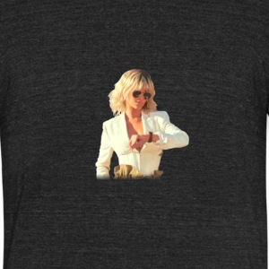 Bad Bitch RiRi - Unisex Tri-Blend T-Shirt by American Apparel