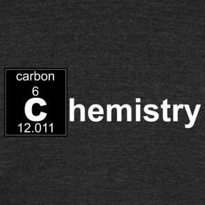 Chemistry - Unisex Tri-Blend T-Shirt by American Apparel