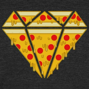 Pizzas are Forever - Unisex Tri-Blend T-Shirt by American Apparel