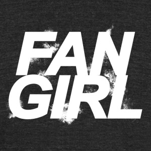 Teen Wolf - Fangirl - Unisex Tri-Blend T-Shirt by American Apparel