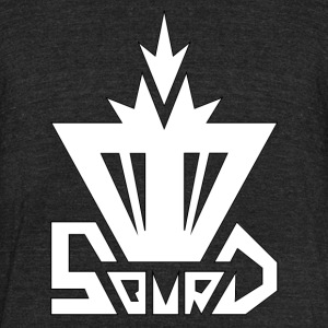 Moio Squad Design 2 - Unisex Tri-Blend T-Shirt by American Apparel