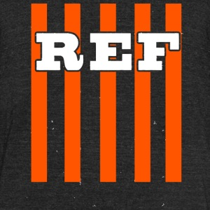 Ref - Ref - Unisex Tri-Blend T-Shirt by American Apparel
