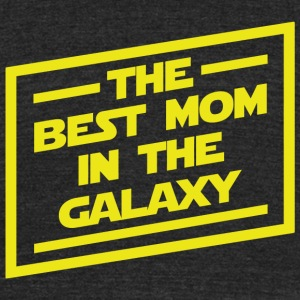 Star wars - Star Wars Gifts For Mom - The Best M - Unisex Tri-Blend T-Shirt by American Apparel