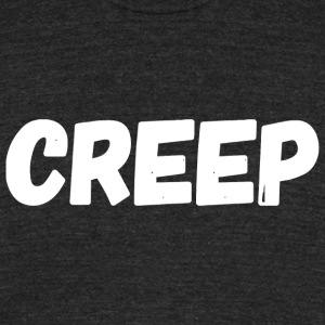 Creep - Creep - Unisex Tri-Blend T-Shirt by American Apparel