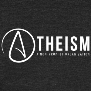 Theism - theism a non-prophet organization - Unisex Tri-Blend T-Shirt by American Apparel