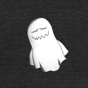 Gothex Ghost - Unisex Tri-Blend T-Shirt by American Apparel