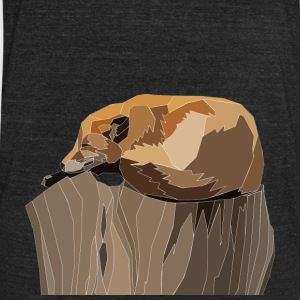 Precarious Snooze - Unisex Tri-Blend T-Shirt by American Apparel