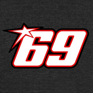 rip nicky hayden - Unisex Tri-Blend T-Shirt by American Apparel