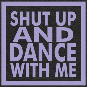 Dance with me - Unisex Tri-Blend T-Shirt by American Apparel