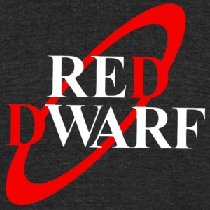 Red Dwarf - Unisex Tri-Blend T-Shirt by American Apparel