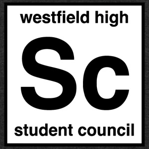 westfield high Sc student council - Unisex Tri-Blend T-Shirt by American Apparel