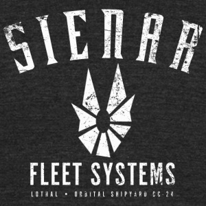 Sienar Fleet Systems - Unisex Tri-Blend T-Shirt by American Apparel