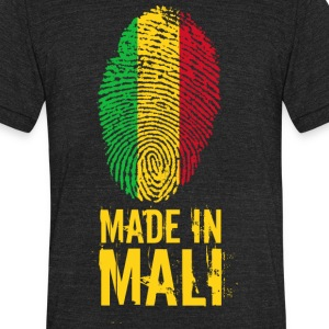 Made In Mali - Unisex Tri-Blend T-Shirt by American Apparel