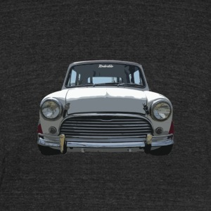 Mini - Unisex Tri-Blend T-Shirt by American Apparel