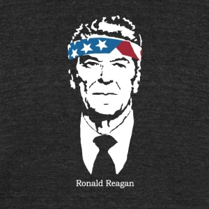 Ronald Reagan for President - Unisex Tri-Blend T-Shirt by American Apparel