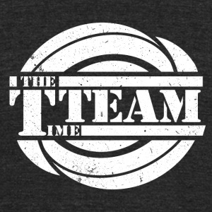 Timeless - The Time Team Lifeboat - Unisex Tri-Blend T-Shirt by American Apparel