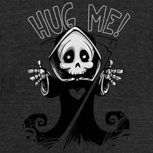 Hug Me! - Unisex Tri-Blend T-Shirt by American Apparel