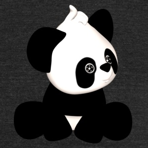 Panda Collection - Unisex Tri-Blend T-Shirt by American Apparel