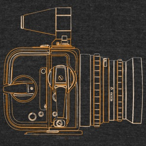 GAS - Hasselblad SWC - Unisex Tri-Blend T-Shirt by American Apparel