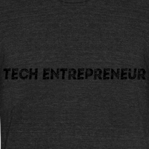 TECH ENTREPRENEUR - Unisex Tri-Blend T-Shirt by American Apparel