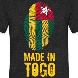 Made In Togo - Unisex Tri-Blend T-Shirt by American Apparel