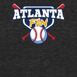 atlanta shirt - Unisex Tri-Blend T-Shirt by American Apparel