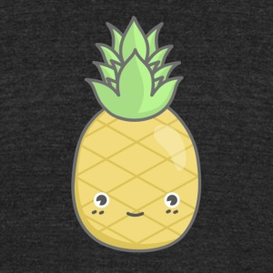 Pineapple Squad - Male - Unisex Tri-Blend T-Shirt by American Apparel