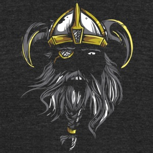 odin - Unisex Tri-Blend T-Shirt by American Apparel