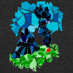 Elemental - Unisex Tri-Blend T-Shirt by American Apparel