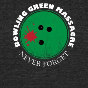 Bowling Green Massacre - Unisex Tri-Blend T-Shirt by American Apparel