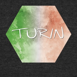 Turin - Unisex Tri-Blend T-Shirt by American Apparel