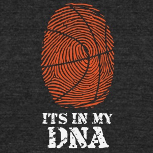 its in my dna - Unisex Tri-Blend T-Shirt by American Apparel