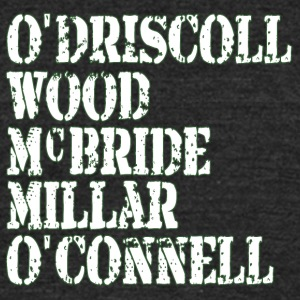 Irish Rugby - Unisex Tri-Blend T-Shirt by American Apparel