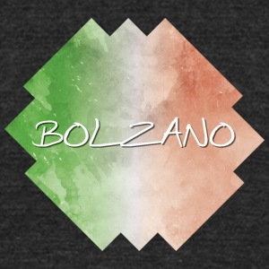 Bolzano - Unisex Tri-Blend T-Shirt by American Apparel