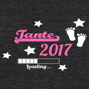 Tante 2017 - Unisex Tri-Blend T-Shirt by American Apparel