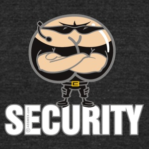 Assmex security - Unisex Tri-Blend T-Shirt by American Apparel