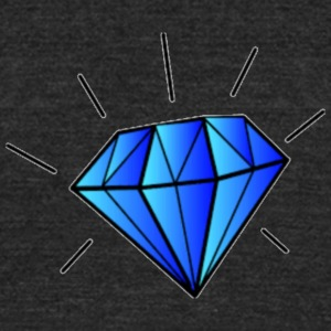 Diamond Gear! - Unisex Tri-Blend T-Shirt by American Apparel