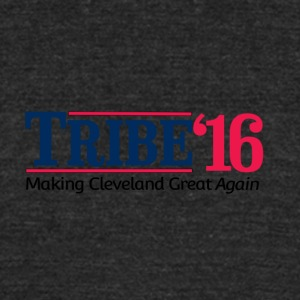 Tribe16 - Unisex Tri-Blend T-Shirt by American Apparel