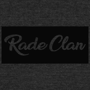 Rade clan - Unisex Tri-Blend T-Shirt by American Apparel