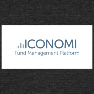 Iconomi - Unisex Tri-Blend T-Shirt by American Apparel