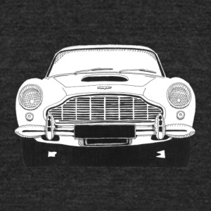 aston martin - Unisex Tri-Blend T-Shirt by American Apparel