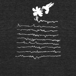 Nature beat - Unisex Tri-Blend T-Shirt by American Apparel