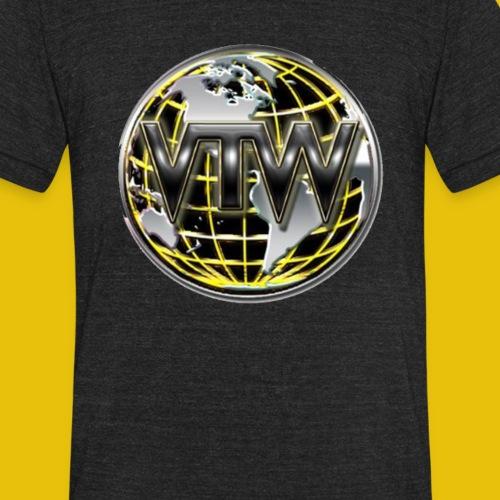 Classic VTW Logo - Unisex Tri-Blend T-Shirt