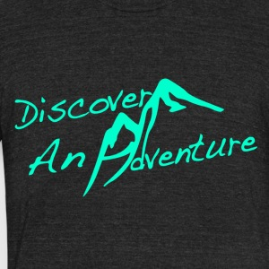 Swag by Discover An Adventure - Unisex Tri-Blend T-Shirt by American Apparel