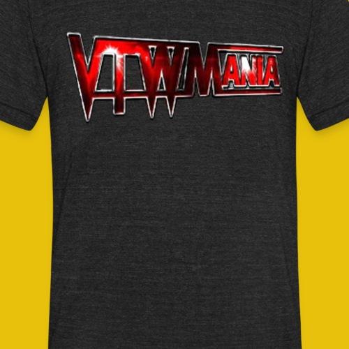 VTWMANIA 2018 Logo - Unisex Tri-Blend T-Shirt