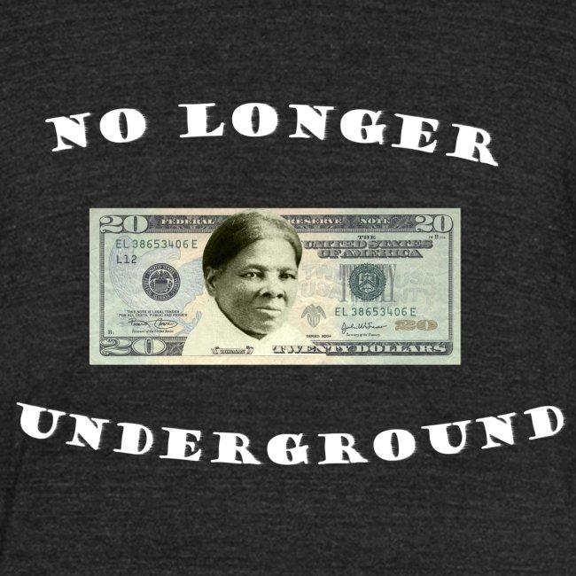 No longer Underground