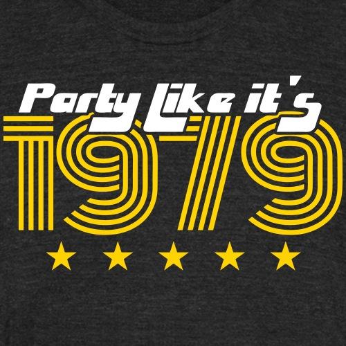 Party Like it s 1979 - Unisex Tri-Blend T-Shirt