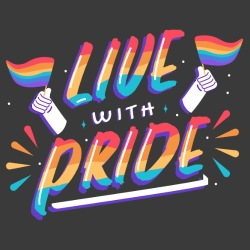 Live with pride